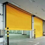 Скоростные рулонные ворота Dynaco Модель М2 Power.