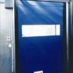 Автоматические скоростные гибкие рулонные ворота Dynaco