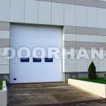 Промышленные автоматические ворота Doorhan для предприятий