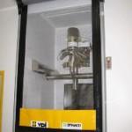 Скоростные автоматические рулонные ворота Dynaco D313