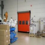 Скоростные автоматические рулонные ворота Dynaco D313 LF