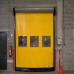 Скоростные автоматические рулонные ворота Dynaco D 313