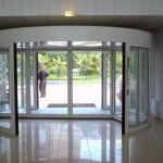 Ремонт автоматических дверей KBB