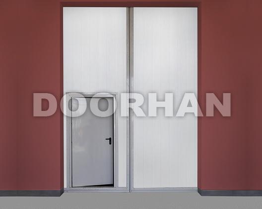 Двери автоматические дорхан